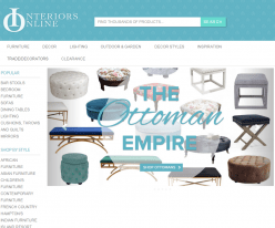 Interiors Online Coupon Code 2018