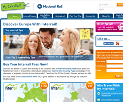 My InterRail Promo Codes 2018