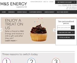 M&S Energy Discount Code 2018