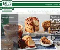 Tate's Bake Shop Coupon Codes 2018