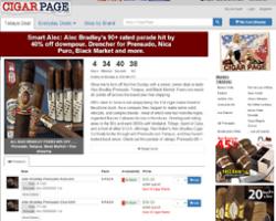 Cigar Page Coupon Codes 2018