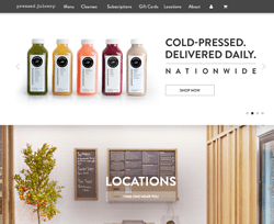 Pressed Juicery Coupons 2018