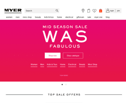 Myer Discount Codes 2018