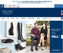 The Shoe Company Coupons 2018