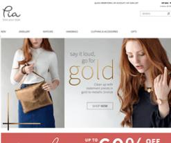 Pia Jewellery Discount Code 2018