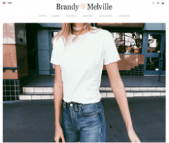Brandy Melville Promo Codes 2018