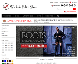 Wholesale Fashion Shoes Discount Codes 2018
