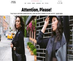 Fashion To Figure Promo Codes 2018