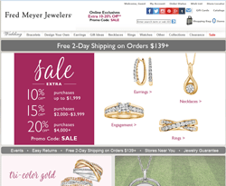 Fred Meyer Jewelers Coupons 2018