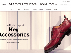 Matches Fashion Coupon Codes 2018