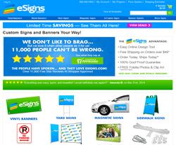 eSigns Discount Codes 2018