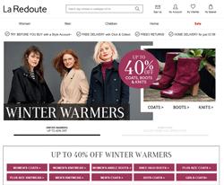 La Redoute Discount Code 2018