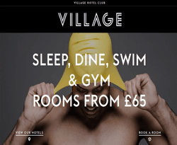 Village Hotels Voucher Code 2018