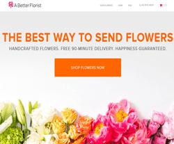 Abetter Florist Promo Codes 2018