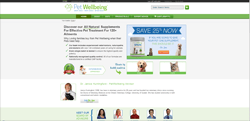 Pet Wellbeing Coupons 2018