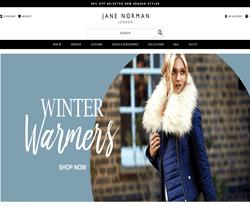 Jane Norman Voucher Codes 2018
