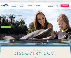 Discovery Cove Promo Codes 2018