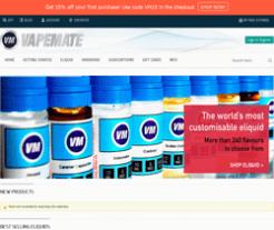 VapeMate Discount Codes 2018