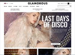 Glamorous Discount Codes 2018