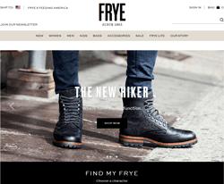 Frye Promo Codes 2018