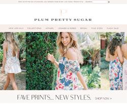 Plum Pretty Sugar Coupons 2018