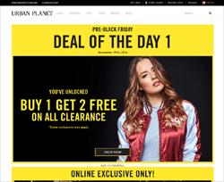 Urban Planet Discount Codes 2018