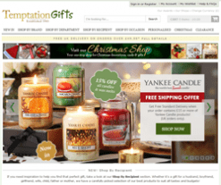 Temptation Gifts Discount Code 2018