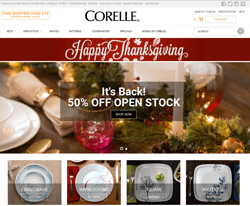 Corelle Coupons 2018