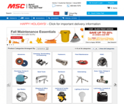 MSC Industrial Supply Promo Codes 2018