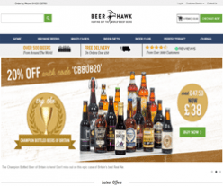 Beer Hawk Discount Code 2018