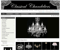 Classical Chandeliers Discount Code 2018