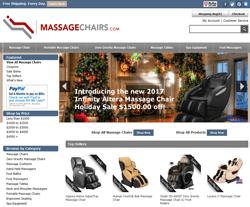 MassageChairs.com Promo Codes 2018