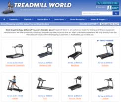 Treadmill-World Coupon 2018