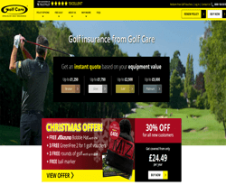 Golf Care Discount Code 2018