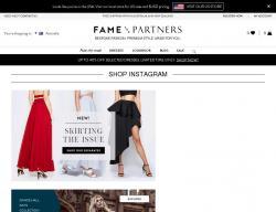 Fame & Partners Australia Promo Codes 2018