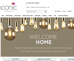 Iconic Lights Discount Code 2018