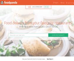 Foodpanda HK Promo Codes 2018