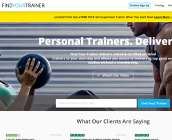 Find Your Trainer Promo Codes 2018