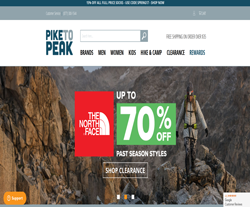 Pike To Peak Coupons 2018