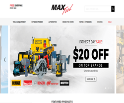 MaxTool Discount Codes 2018