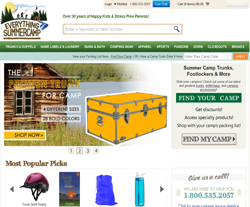 Everything Summer Camp Promo Codes 2018