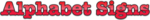 Alphabet Signs Promo Codes & Deals