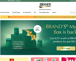 Brand's World Promo Codes 2018