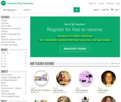 Teachers Pay Teachers Promo Codes 2018