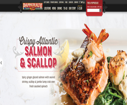 Pappadeaux Seafood Kitchen Coupons 2018
