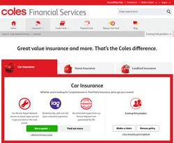 Coles Insurance Promo Codes 2018