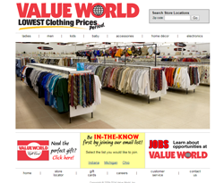 Value World Coupons 2018