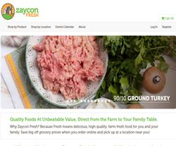 Zaycon Fresh Promo Codes 2018