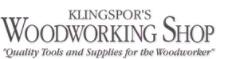 KLINGSPOR's Woodworking Shop Promo Codes & Deals