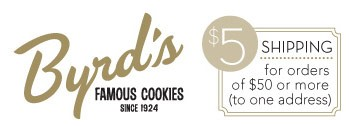 Byrd Cookie Company Promo Codes & Deals